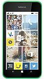 "Smartphone Nokia Lumia 530 3G, schermo 4"", 4 gb, Windows Phone 8, dual sim verde"