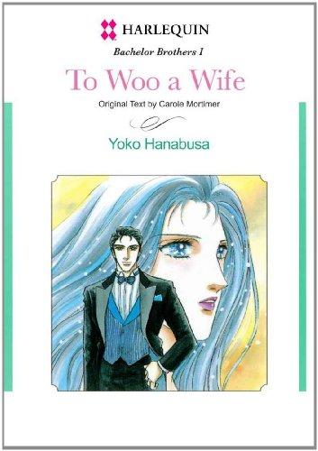 Yoko Hanabusa  Carole Mortimer - To Woo a Wife