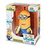 Minions Kevin Banana Eating Action Fi...