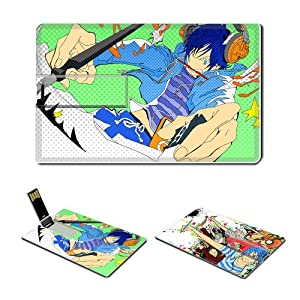 Bakuman Anime Comic Game ACG Customized USB Flash Drive 16GB