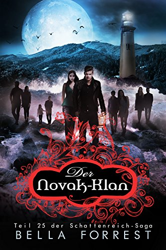 Das Schattenreich der Vampire 25: Der Novak-Klan