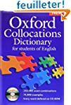 Oxford Collocations Dictionary : New...