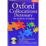 Oxford Collocations Dictionary: For Students of Englishby Oxford