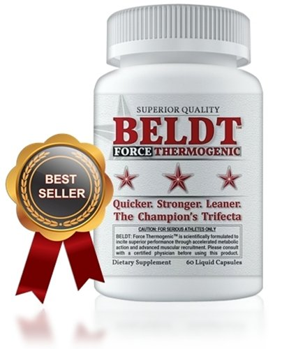 NEW! BELDT: Force Thermogenic - Best Selling Fat Burner Weight Loss Pills