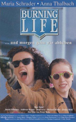 Burning Life [VHS]