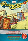Imagination Station Books 3-Pack: Revenge of the Red Knight / Showdown with the Shepherd / Problems in Plymouth (AIO Imagination Station Books)