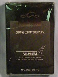 Orange County Choppers Full Throttle Cologne 1 fl oz