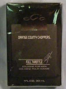 Orange County Choppers Full Throttle Cologne 1 fl oz