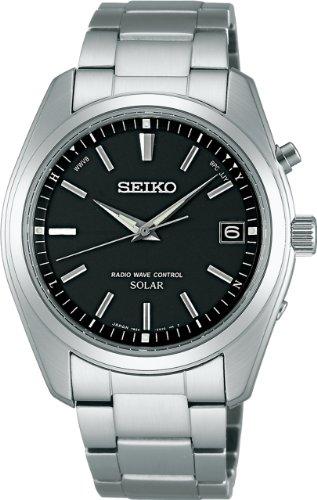 [セイコー]SEIKO 腕時計 SPIRIT スピリット ハードレックス 日常生活用強化防水 (10気圧防水) ソーラー電波修正 SBTM159 メンズ