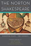 The Norton Shakespeare: Based on the Oxford Edition: Essential Plays / The Sonnets (Second Edition)