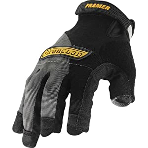 Ironclad FUG-02-S Framer Gloves, Small