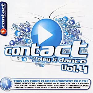 Contact Play & Dance /Vol.4