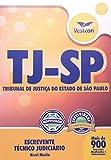 Apostila Tj Sp Tribunal De Justica Do Estado De Sao Paulo: Escrevente Tecnico Judiciario - 7898566880807