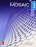 img - for Mosaic Level 1 Reading Student Book book / textbook / text book