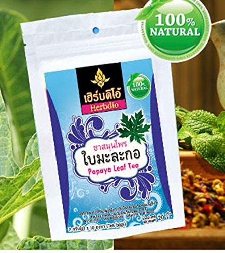 Papaya Leaf Tea Organic 0.70 Oz.