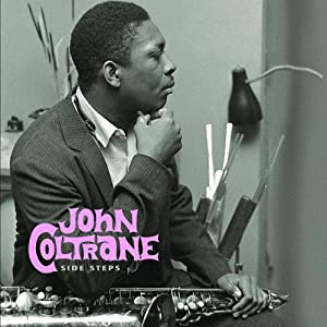 John Coltrane Side Steps cover 