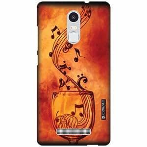 Xiaomi Redmi Note 3 Printed Mobile Back Cover