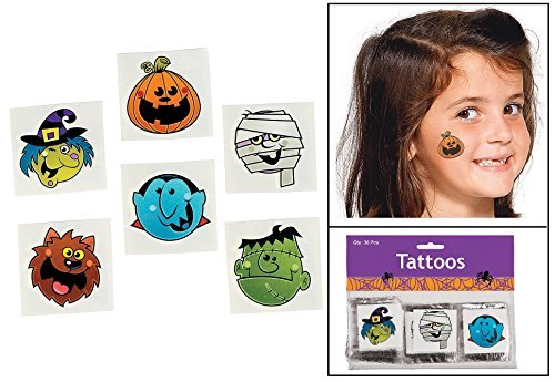BOO BUNCH TATTOOS (6 DOZEN) - BULK - 1