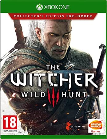 The Witcher 3: Wild Hunt Collector's Edition (Xbox One)