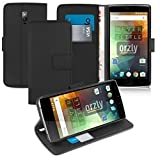 Orzly® - Multi-Functional Wallet Stand Case für OnePlus 2
