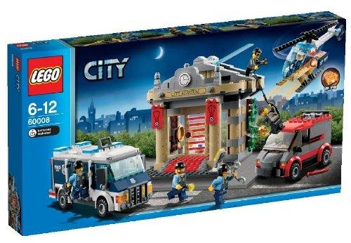 レゴ シティ ポリスバンのドロボウついせき 60008