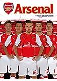 Official Arsenal FC 2015 Calendar (Calendars 2015)