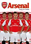 Official Arsenal 2015 Calendar