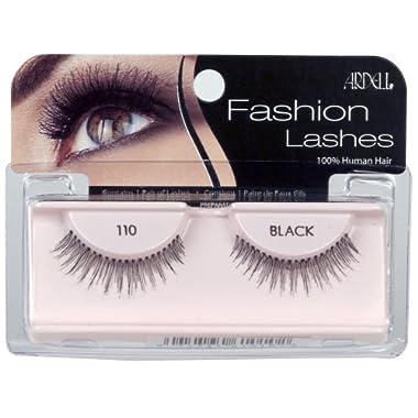Product Image Ardell False Eyelashes Strip - Fashion Black (#110)