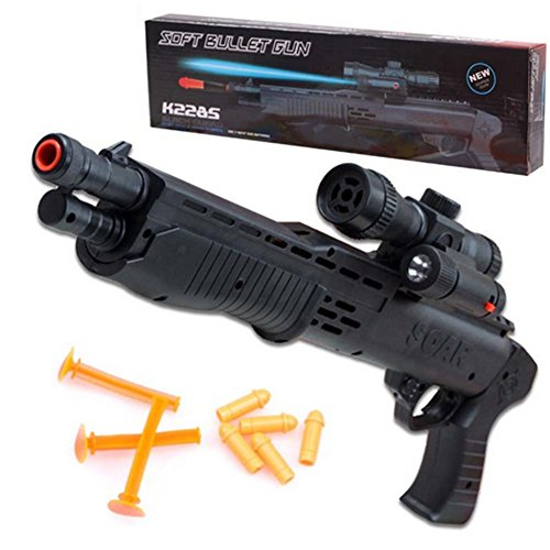 FANWAI Weapons Toy Gun (Toy Assault Rifle With Bullets compare prices)