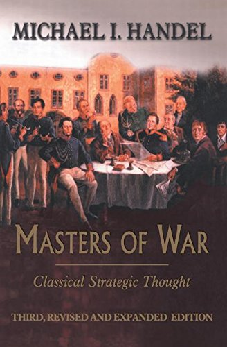 Masters Of War: Classical Strategic Thought front-1004620