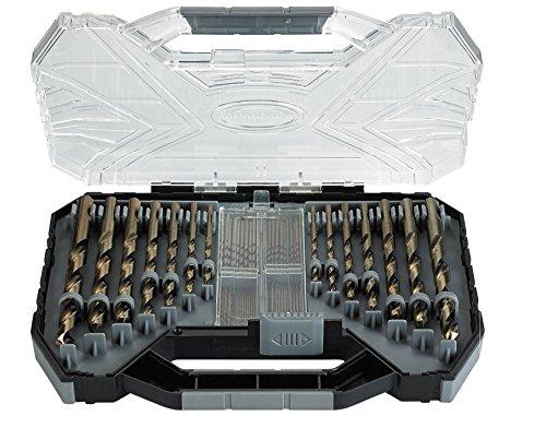 MAXIMUM 100pc Cobalt Drill Bit Set (Mastercraft Drill compare prices)
