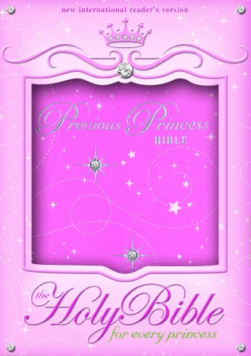 Precious Princess Bible: The Holy Bible for Every Princess
