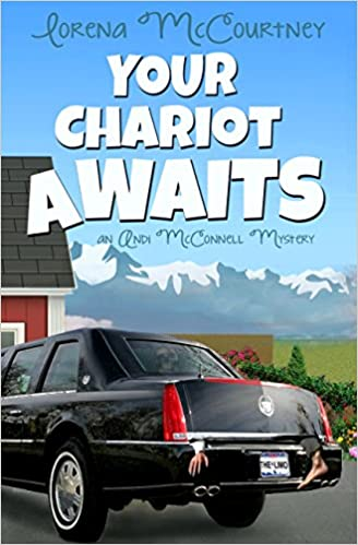 Your Chariot Awaits: Book 1, The Andi McConnell Mysteries
