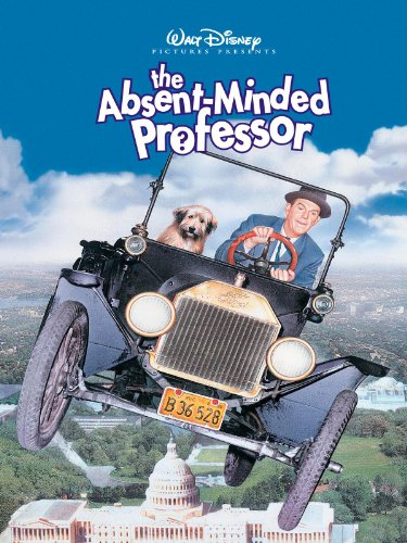 Amazon.com: The Absent-Minded Professor: Fred MacMurray, Nancy ...