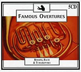 Famous Overtures [Import allemand]