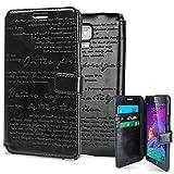 Zenus Case for Samsung Galaxy Note 4 GT-N7000 - Black