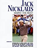 img - for Jack Nicklaus: Simply the Best! book / textbook / text book