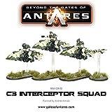 Beyond The Gates Of Antares, C3 Intercept Squad (3 Bikes)
