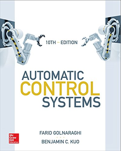 Automatic Control Systems, Tenth Edition (Automatic Control Systems Kuo compare prices)