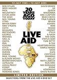 echange, troc Live Aid : 20 Years Ago Today