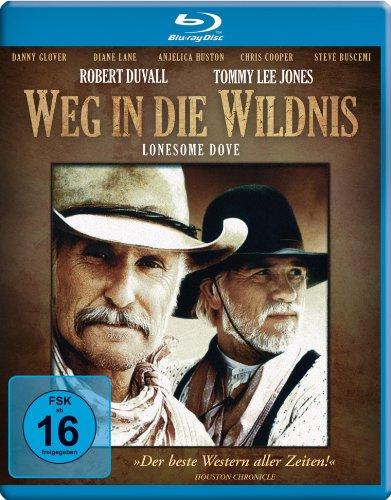 Weg in die Wildnis [Blu-ray]