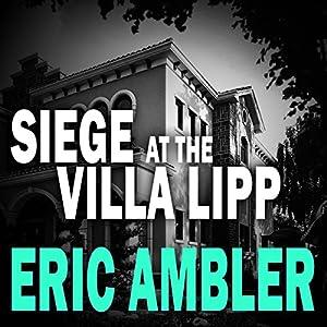 Siege at the Villa Lipp | Livre audio