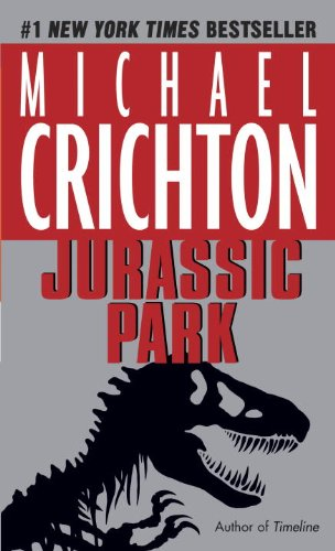 Cover of Jurassic Park: A Novel