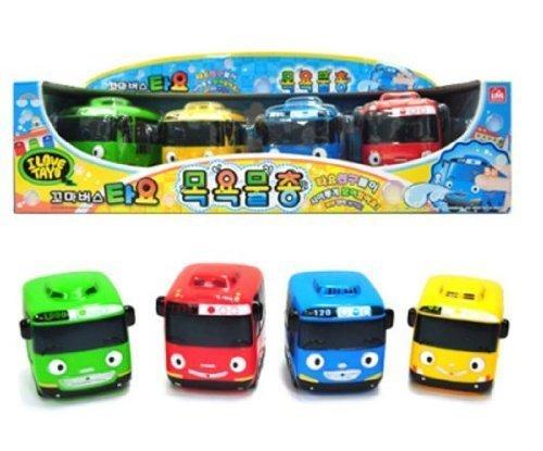 TAYO Bus Bath Toy - 1
