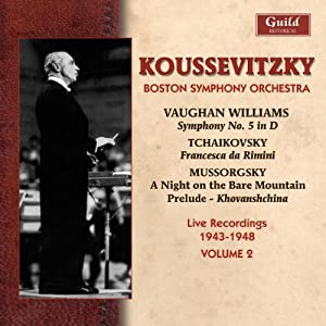 Koussevitzky Conducts the Bost