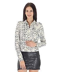 Vero Moda Women's Casual Jacket (_5712839255760_Moonbeam_Small_)