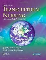 Transcultural Nursing by Joyce