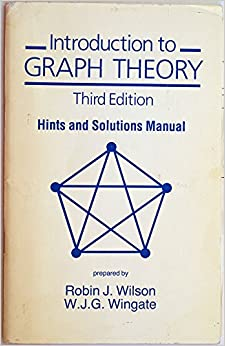 introduction to graph theory hints solutions manual w. Black Bedroom Furniture Sets. Home Design Ideas