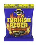 Fazer TYRKISK PEBER ORIGINAL (Turkish Pepper) Finnish Hard Candy Sweets