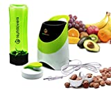NUTRILOVERS Smoothie-Maker mit Trink-Flasche to GO - Mini-Stand-Mixer